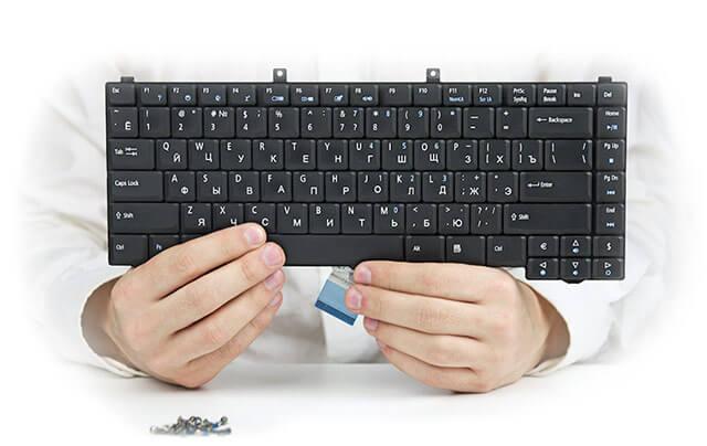 Клавиатура на ноутбук в Петрозаводске